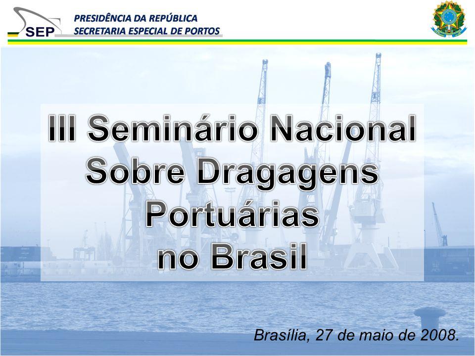 Brasília, 27 de maio de 2008.