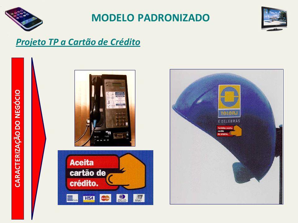 MODELO PADRONIZADO Projeto TP a Cartão de Crédito E STUDO DE M ERCADO VISÃO GERAL DO MERCADO EXPLORAÇÃO DOS ASPECTOS CULTURAIS, UM VEZ QUE O USO DO CARTÃO DE CRÉDITO SE INTENSIFICA, CADA VEZ MAIS, EM QUALQUER TIPO DE TRANSAÇÃO COMERCIAL, CABENDO AO SEGMENTO DE TELECOMUNICAÇÕES SABER UTILIZAR TODA A SUA POTENCIALIDADE.