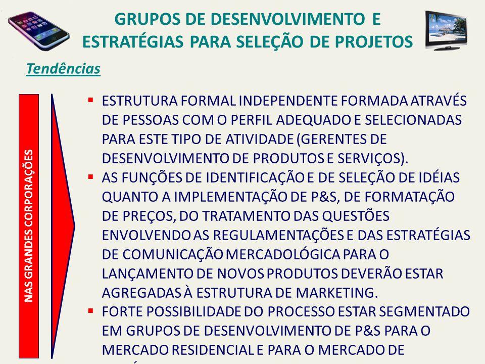 Tendências NAS GRANDES CORPORAÇÕES COM O SURGIMENTO DA CONVERGÊNCIA E A OFERTA CRESCENTE POR SERVIÇOS DE VALORES AGREGADOS, O PROFISSIONAL DA ÁREA DEVERÁ SER CADA VEZ MAIS DO TIPO FAIXA LARGA, CONSIDERANDO A MASSIFICAÇÃO DO PROCESSO DE EMPACOTAMENTO DE SERVIÇOS E O USO CADA VEZ MAIOR DE PLATAFORMAS NA PRESTAÇÃO PARA A VIABILIZAÇÃO DA PRESTAÇÃO DE SERVIÇOS.