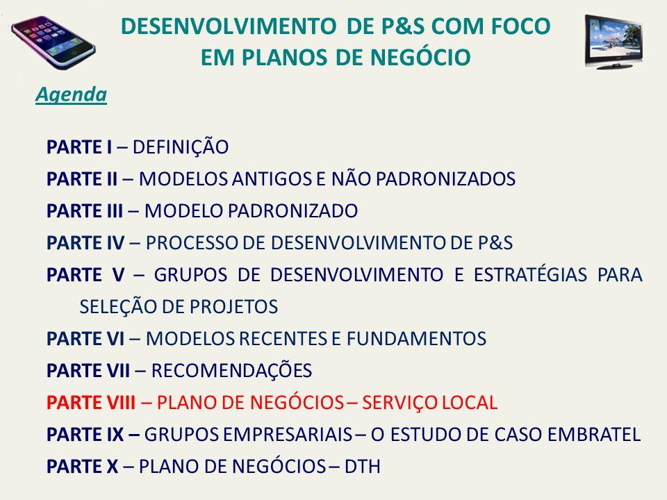 Business Embratel ORGANIZAÇÃO S UMÁRIO E XECUTIVO.