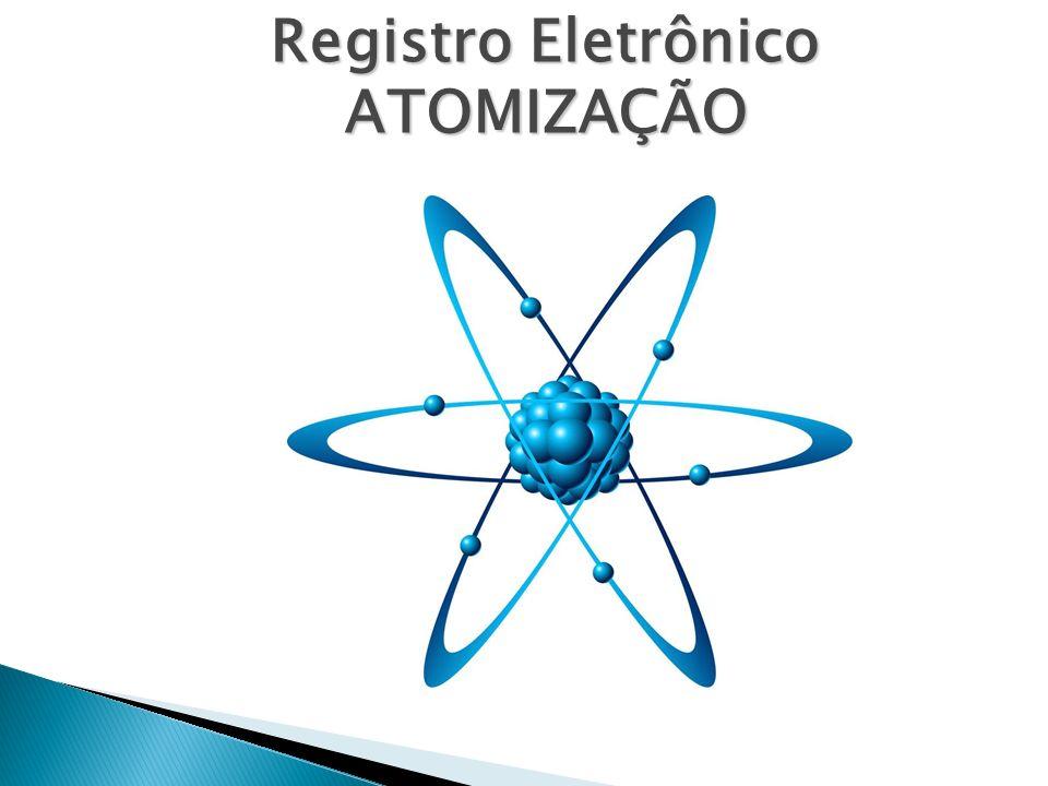 Registro Eletrônico ATOMIZAÇÃO