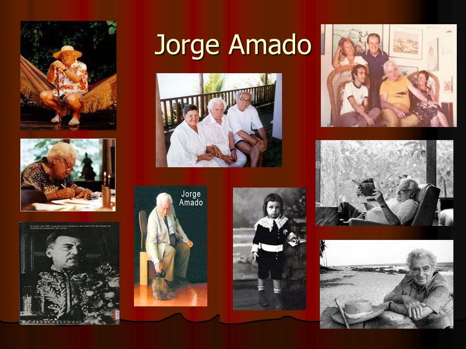 Biografia Jorge Leal Amado de Faria nasceu em Itabuna, em 12 de agosto de 1912.
