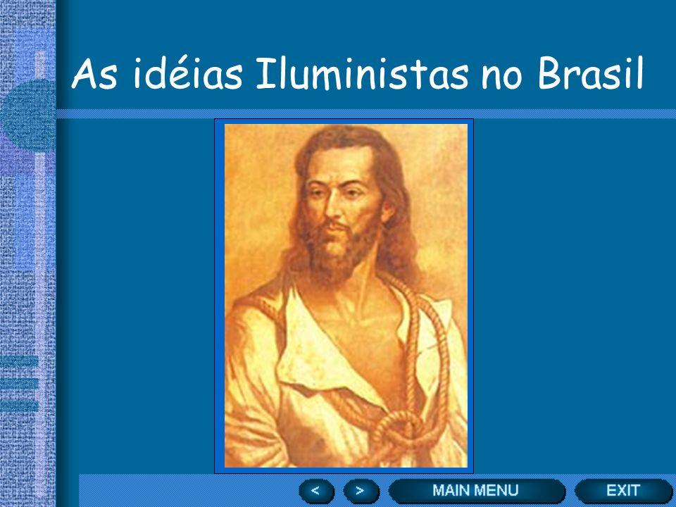 As idéias Iluministas no Brasil