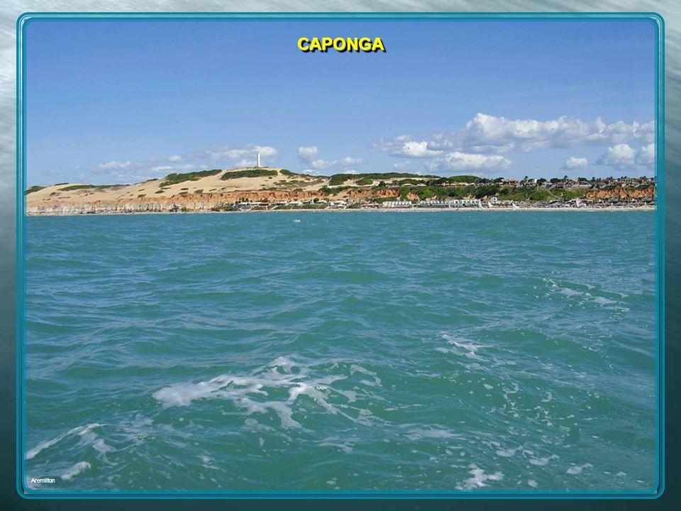 O município de Cascavel encontra-se localizado a Nordeste do Estado. A distância em linha reta da capital do Estado à sede do município é de 52 Km. Se