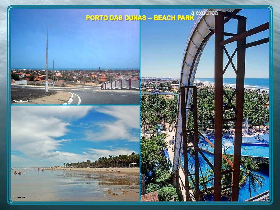 BeteMaciel PORTO DAS DUNAS – BEACH PARK