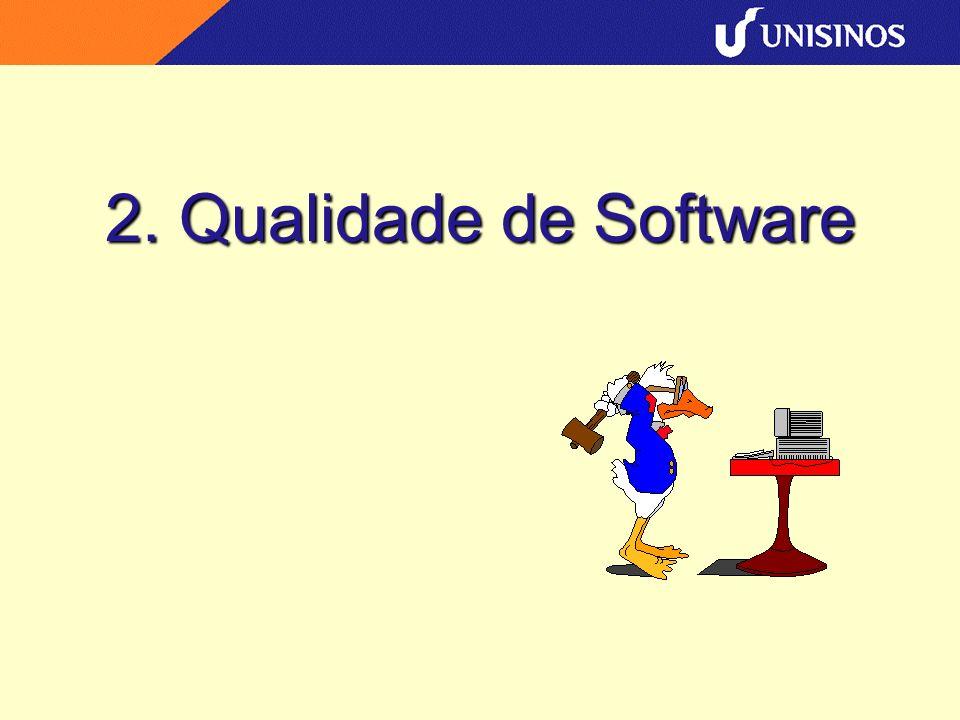 108 Engenharia de Software Nível de maturidade = capacidade Probabilidade 3 Alvo N-x Tempo/$/...