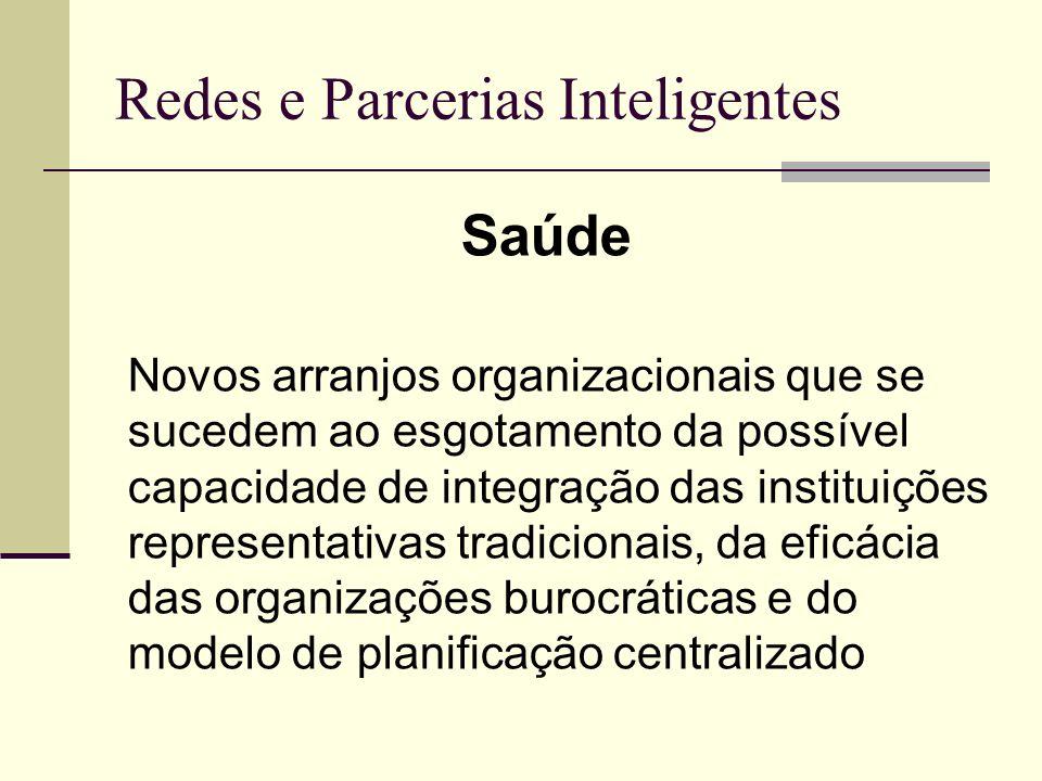 Redes e Parcerias Inteligentes Art.198.