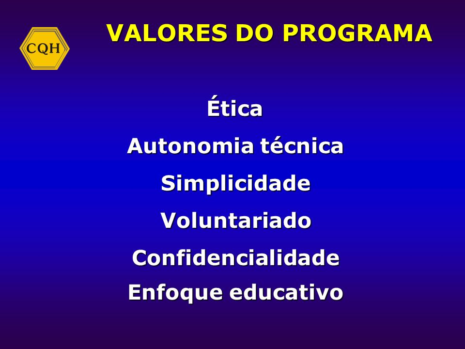 TRABALHOS CONJUNTOS PBQP – Programa Brasileiro de Qualidade e Produtividade IPEA – Instituto Nacional de Pesquisas Aplicadas OPAS – Organização Pan- A