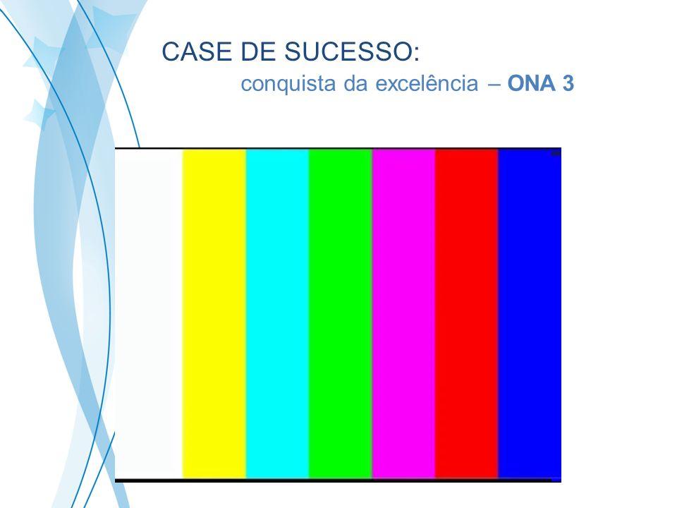 CASE DE SUCESSO: A conquista da excelência – ONA 3