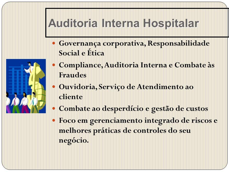 Governança corporativa, Responsabilidade Social e Ética Compliance, Auditoria Interna e Combate às Fraudes Ouvidoria, Serviço de Atendimento ao client
