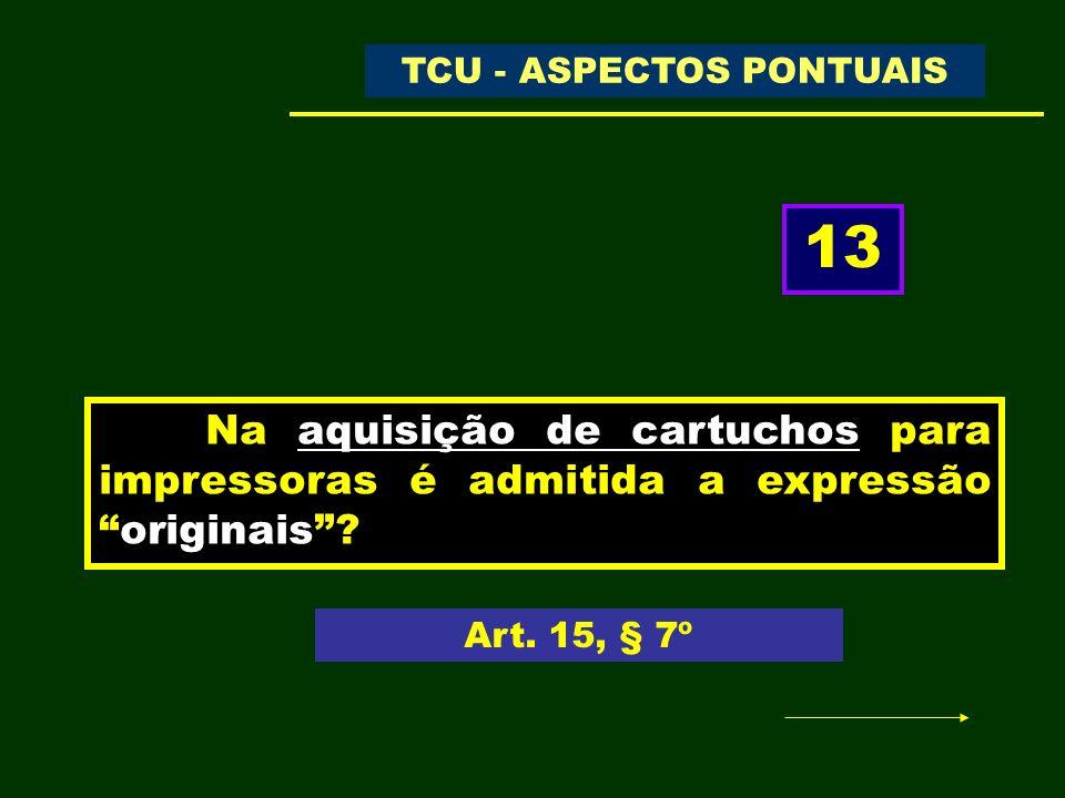 TC-016.938/2008-3 – Representação ACÓRDÃO N.º 1552/2008 – TCU – PLENÁRIO DOU de 08/08/2008 Trecho do acórdão: 1.