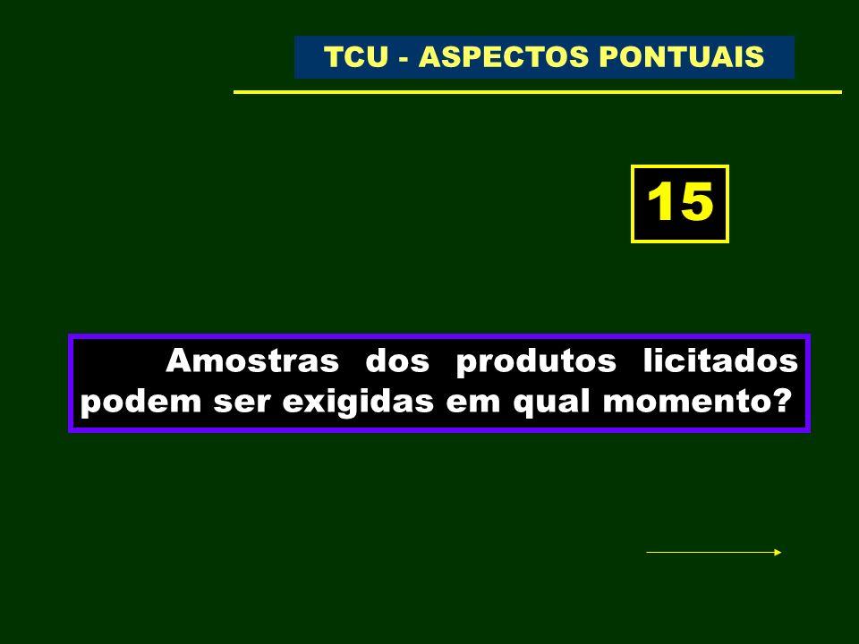 TC- 019.425/2007-3 – Prestação de Contas ACÓRDÃO N.º 4278/2009 – TCU – 1ª CÂMARA Acórdão sem publicação na íntegra Trecho do acórdão: 1.5.2.1.