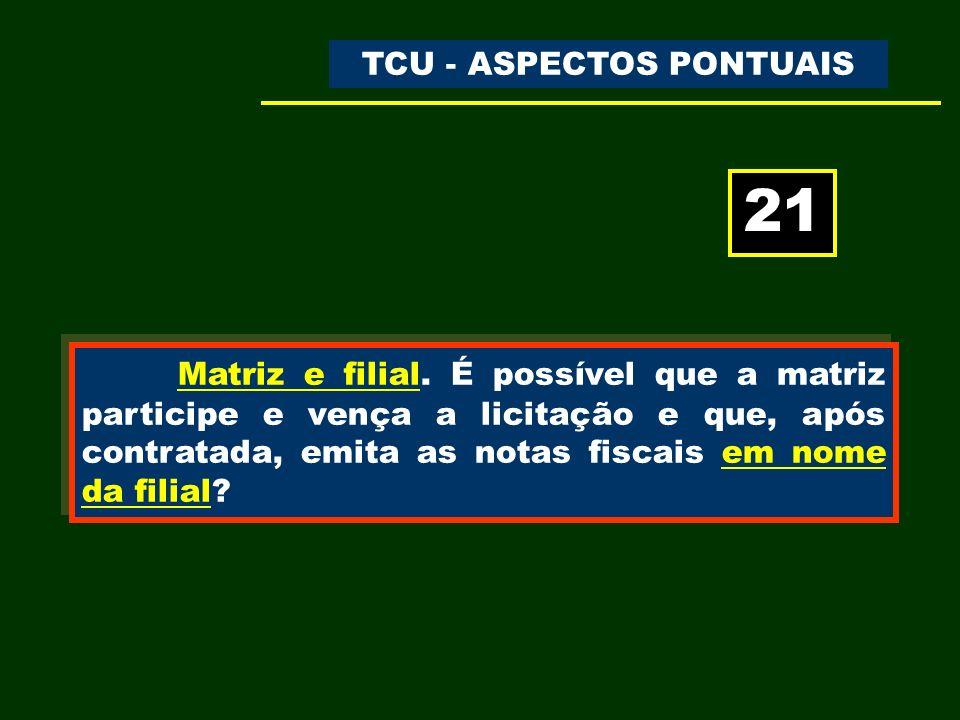 TC- 012.633/2005-8 – Relatório de Auditoria ACÓRDÃO Nº 1573/2008 – TCU – PLENÁRIO DOU de 08.08.2008 Trecho do acórdão: 9.5.6.