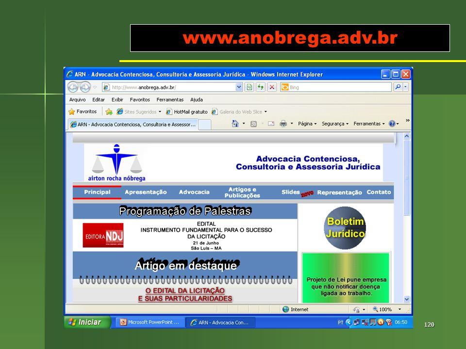 120 www.anobrega.adv.br