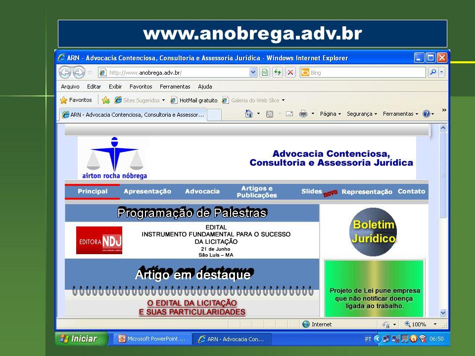 5 www.anobrega.adv.br