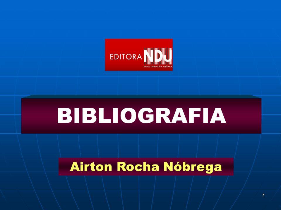 7 BIBLIOGRAFIA Airton Rocha Nóbrega