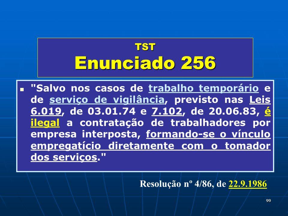 99 TST Enunciado 256