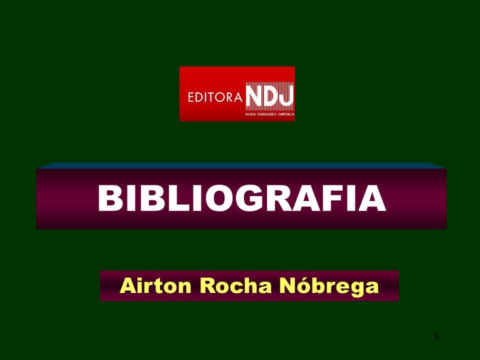 8 BIBLIOGRAFIA Airton Rocha Nóbrega