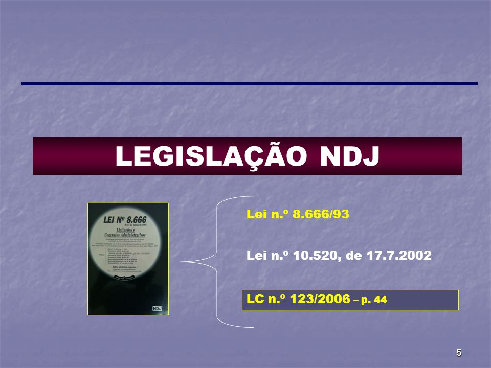 56 TRATAMENTO DIFERENCIADO E SIMPLIFICADO Art.47.