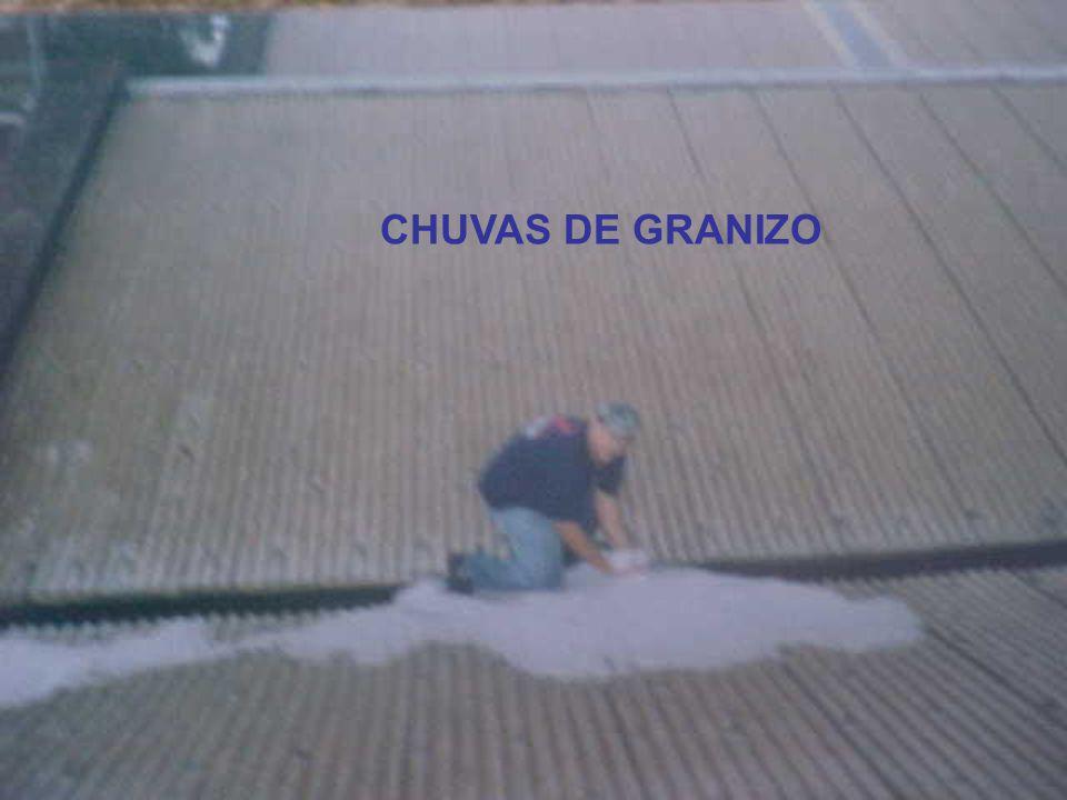 CHUVAS DE GRANIZO