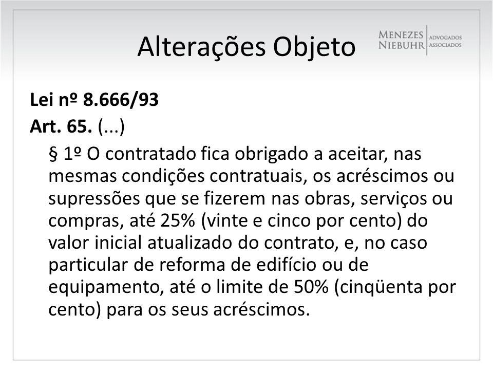 Formalização do Contrato Decreto Federal nº 3.931/01 Art.