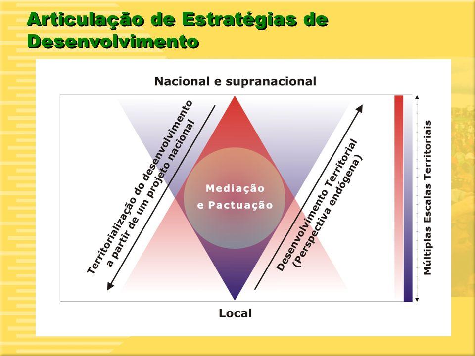 4 Articulação de Estratégias de Desenvolvimento