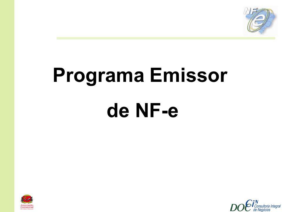 Programa Emissor de NF-e