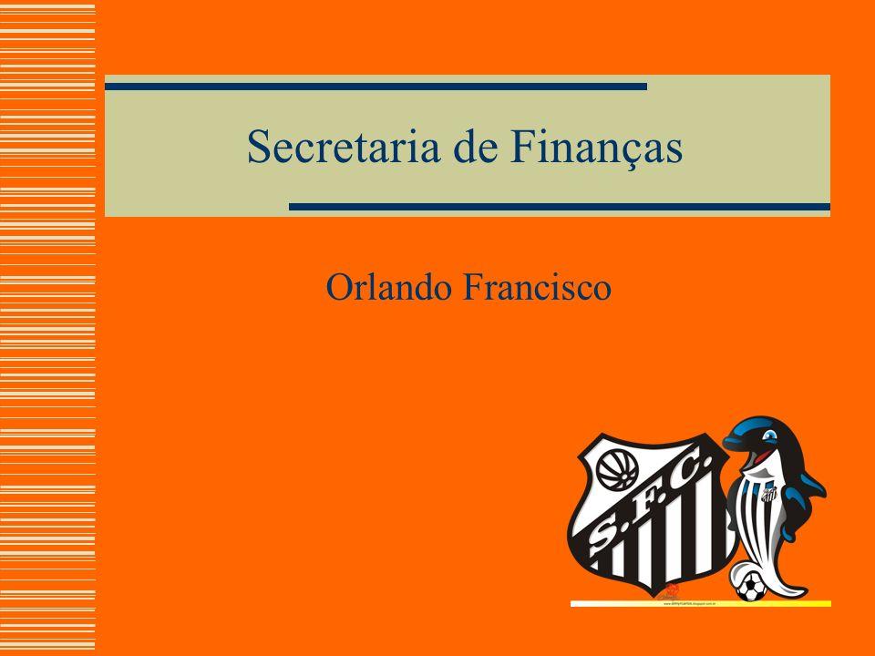 Secretaria de Finanças Orlando Francisco