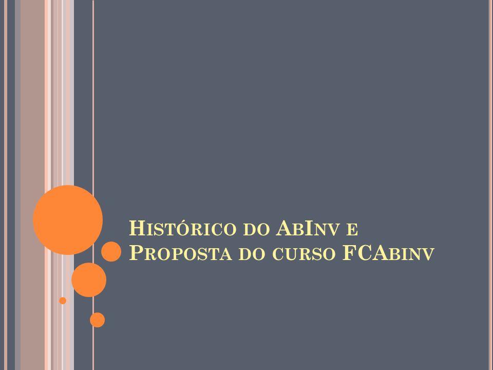2012 - UCA/UNICAMP – AbINV - EMEF José Benigo Gomes - Sud Mennucci.