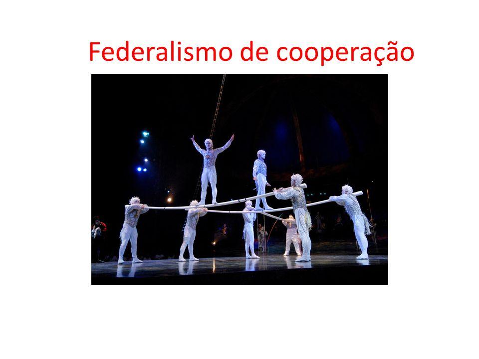 Federalismo de cooperação