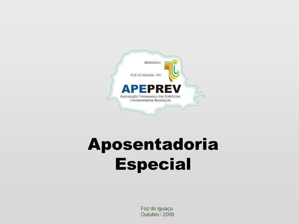 Aposentadoria Especial TIPOS DE BENEFÍCIOS PREVIDENCIÁRIOS -APOSENTADORIA POR INVALIDEZ -APOSENTADORIA POR IDADE -APOSENTADORIA POR TEMPO DE CONTRIBUIÇÃO -APOSENTADORIA COMPULSÓRIA -APOSENTADORIA ESPECIAL - AUSÊNCIA DE REGULAMENTAÇÃO -AUXÍLIO FUNERAL -AUXÍLIO DOENÇA -AUXÍLIO MATERNIDADE -PENSÃO -SALÁRIO FAMÍLIA