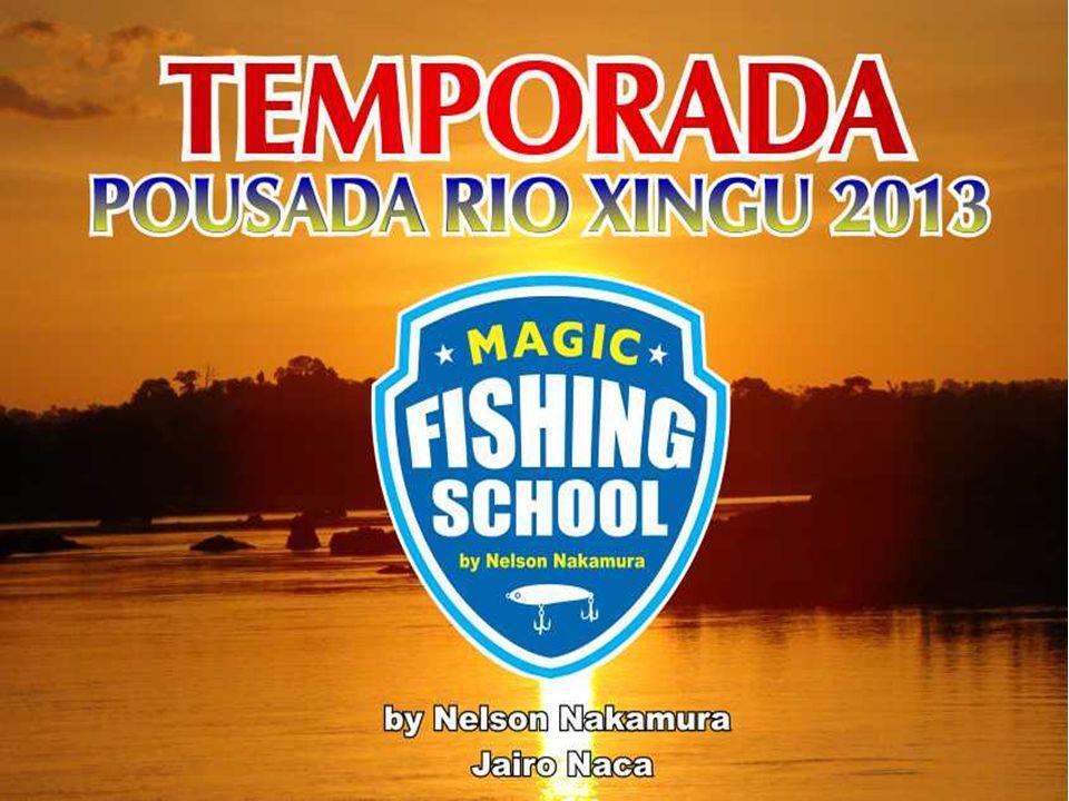 CRONOGRAMA A Pousada Rio Xingu, localiza-se no município de Altamira no estado do Pará, às margens do rio Xingu, 700 km de Belém.