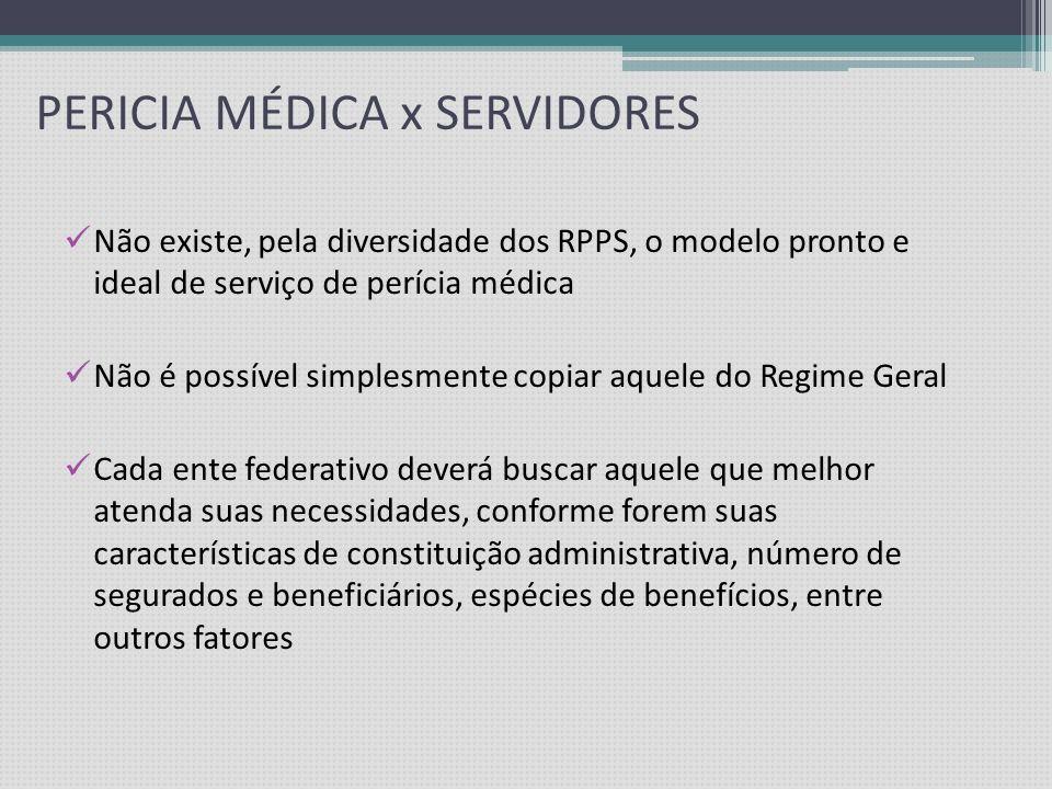Cláudio J. Trezub PERICIA MÉDICA SERVIDORES Serviço Público - Dificultadores Política / estratégica Gramatical - o RGPS - os RPPS Cultural