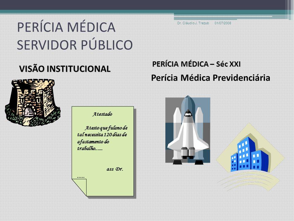 PERÍCIA MÉDICA SERVIDORES Perícia Previdenciária nos RPPS legislação adequada médicos peritos profissionais serviço pericial com gestão específica – s