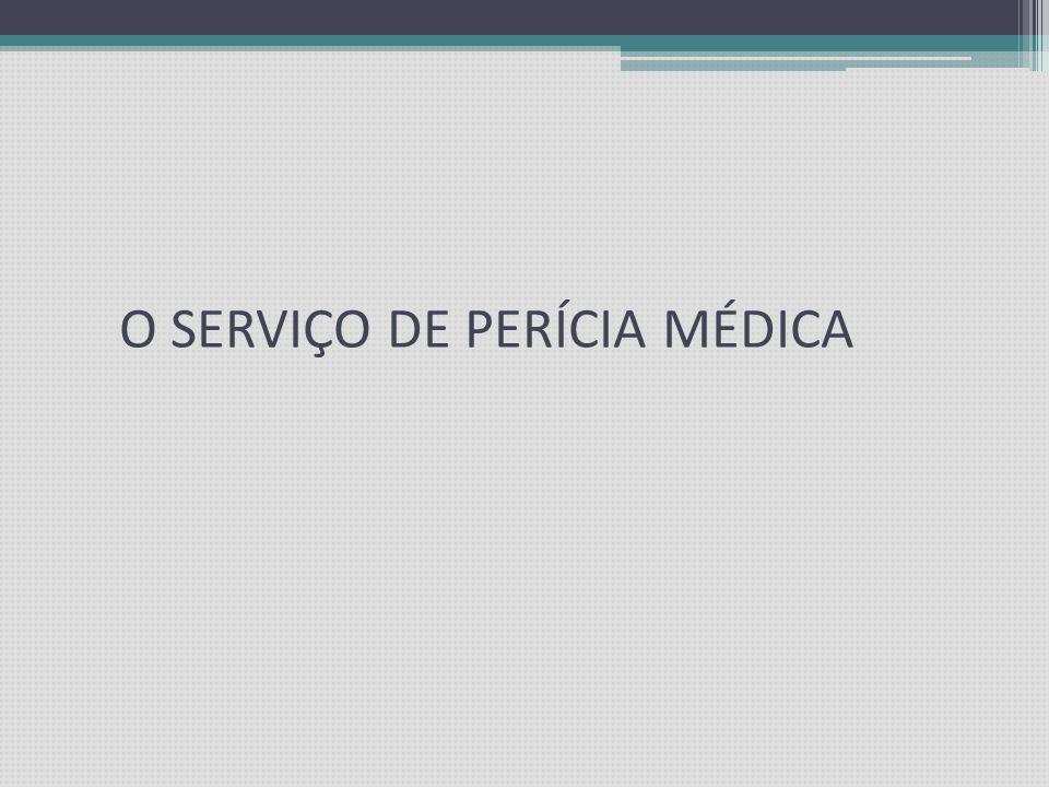 O Médico Perito na Perícia de Servidor Público Perícia de Servidor (estatutária) Perícia de Segurado (previdenciária) novembro 2007Cláudio J. Trezub