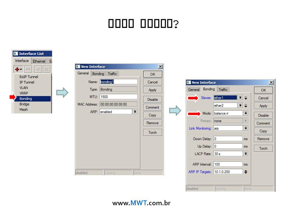 www.MWT.com.br Como fazer ?
