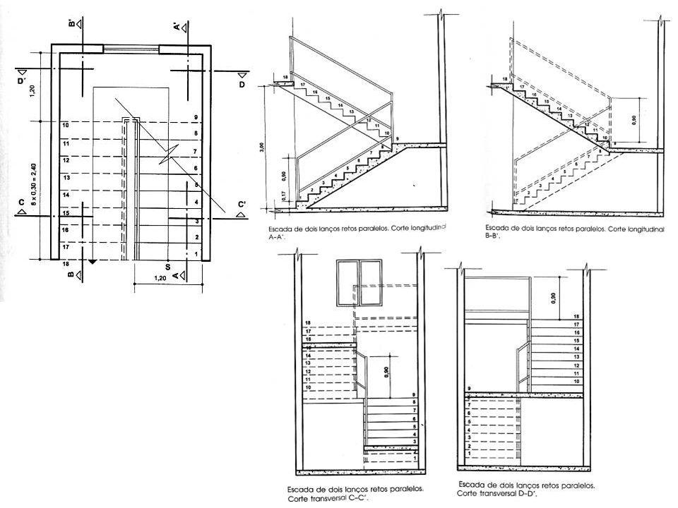 Rampa é o elemento de composição arquitetônica cuja função é proporcionar a possibilidade de circulação vertical entre dois ou mais pisos de diferentes níveis, por meio de um plano inclinado.