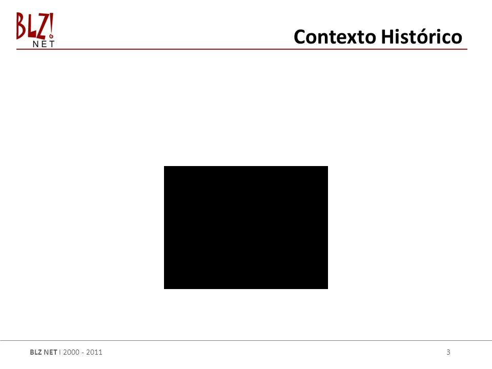 BLZ NET I 2000 - 2011 3 Contexto Histórico