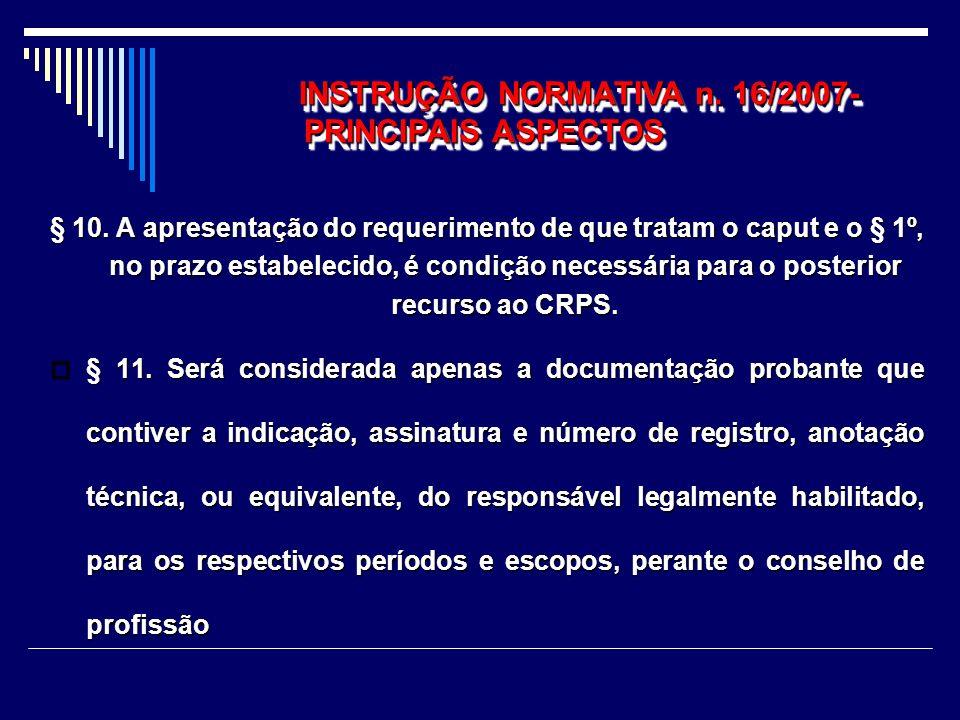 § 3º Com o requerimento, a empresa formulará as alegações que entender necessárias e apresentará a documentação probatória, em duas vias, visando a de