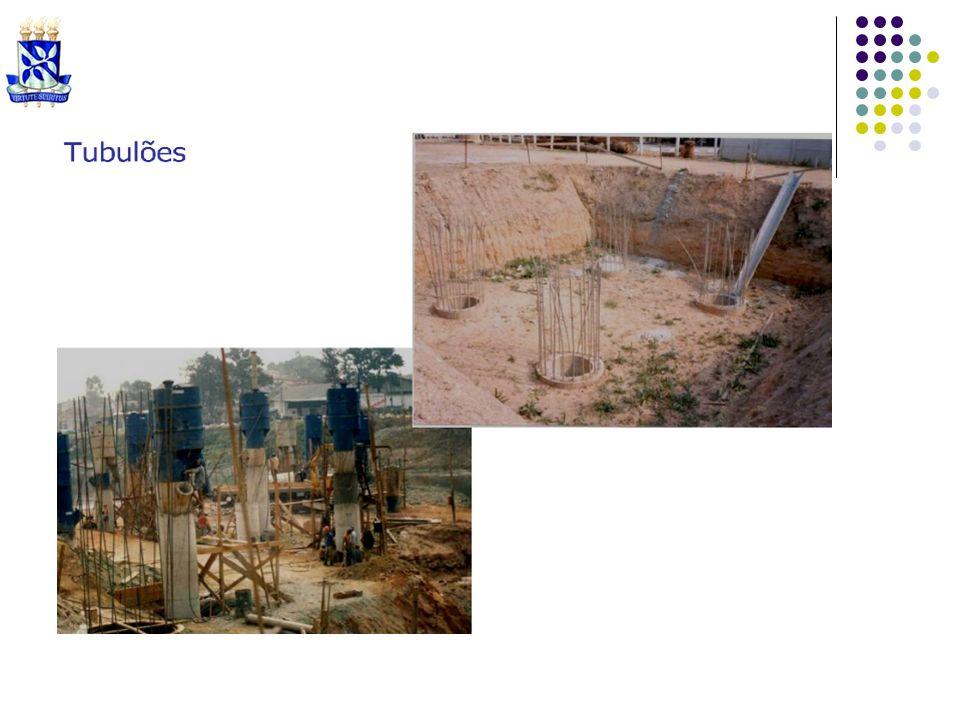 Um mesmo elemento cumpre as funções de estrutura e de vedação vertical.