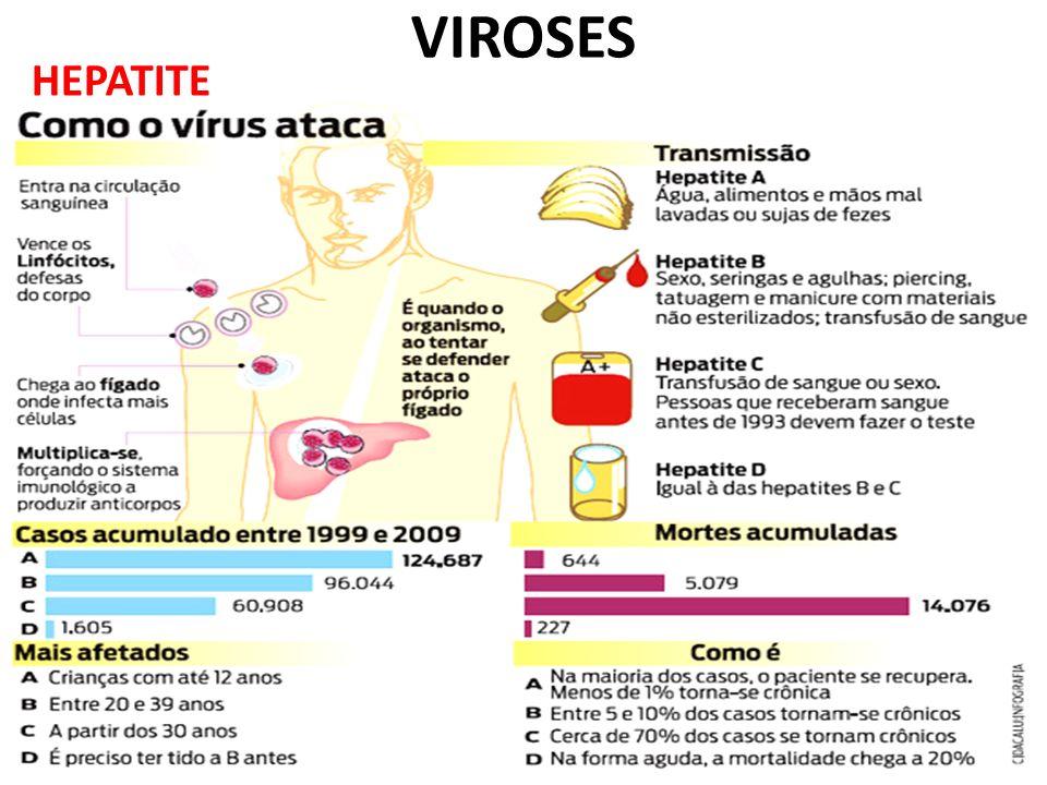 HEPATITE VIROSES