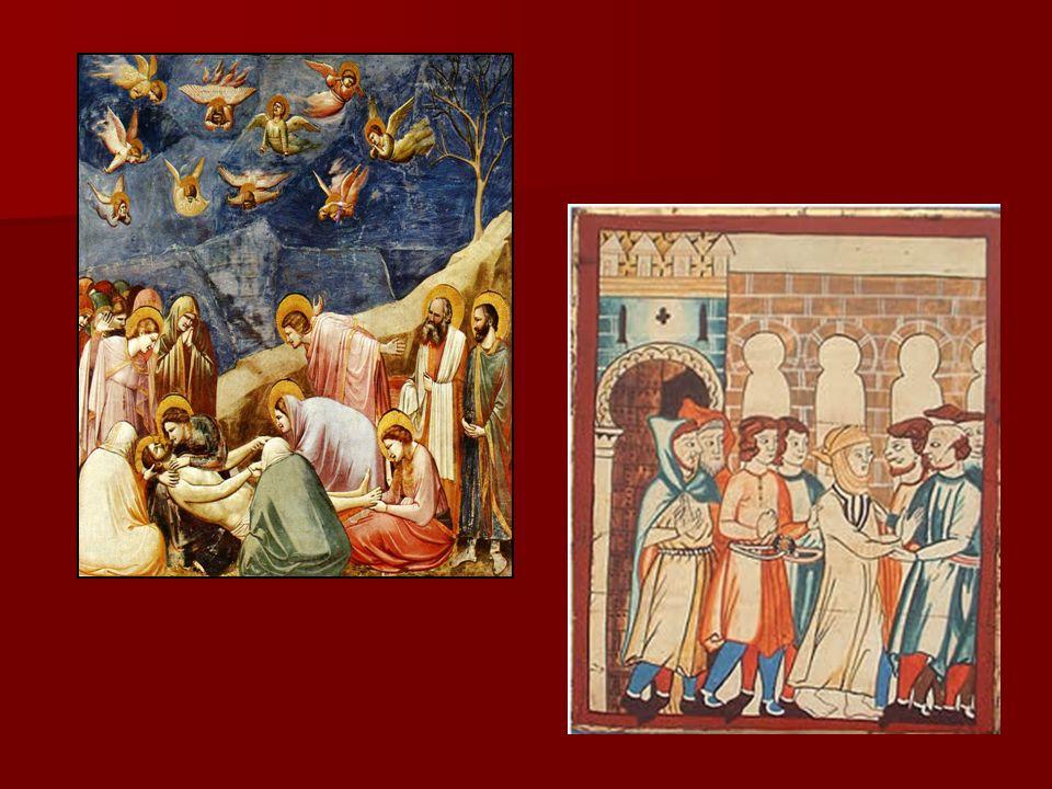 TRECENTO Giotto faz parte do movimento conhecido como trezentos – séc XIV (1301 – 1400). Foi contemporâneo de Petrarca, Dante e Boccaccio