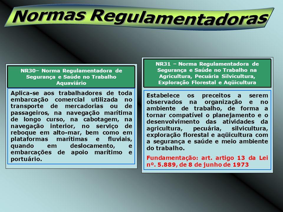 Norma Regulamentadora n.32 (Segurança e Saúde no Trabalho em Estabelecimentos de Saúde).