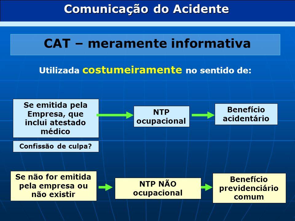 NTP - NTP - NEXO TÉCNICO PREVIDENCIÁRIO POLÊMICAS ATUAIS Estabilidade.