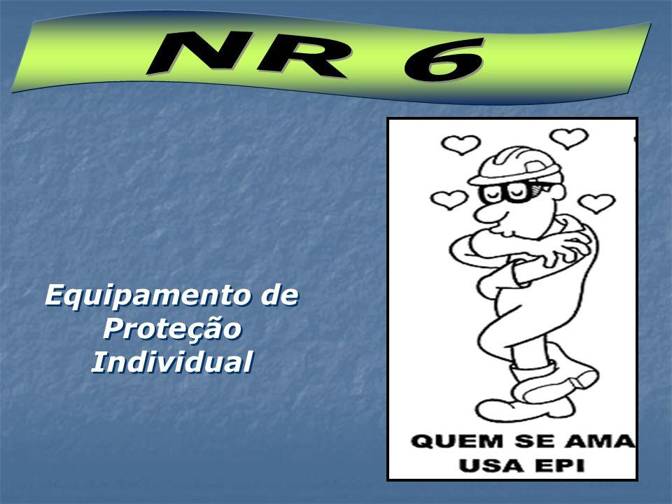 Todo dispositivo de uso individual destinado a proteger a saúde e a integridade física do trabalhador.