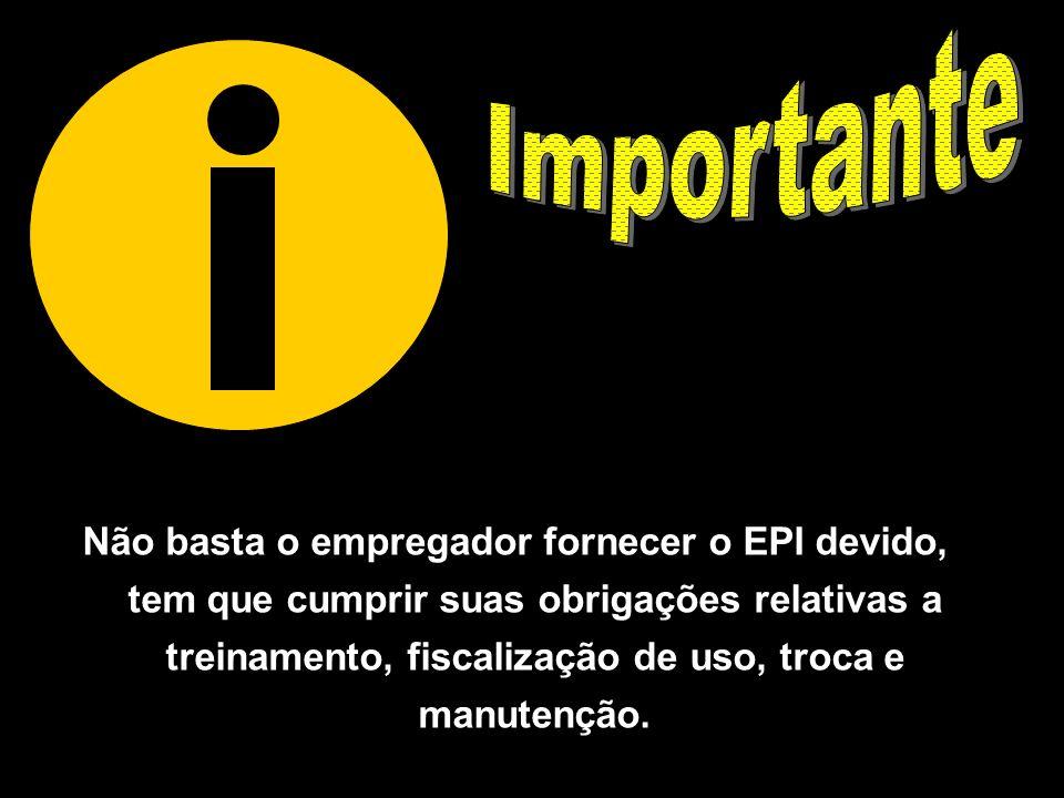 É licito a empresa optar pela utilização somente do EPI e não do EPC.