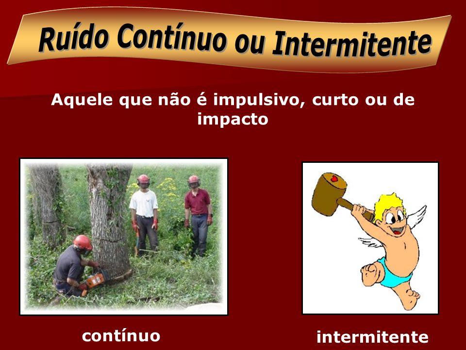 Contínuo ou Intermitente