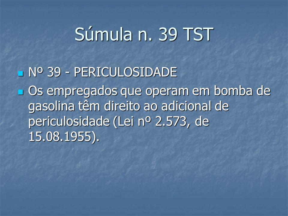 OJ n.165 SDI I TST 165. Perícia. Engenheiro ou Médico.