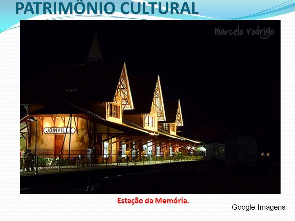 PATRIMÔNIO CULTURAL Estação da Memória. Google Imagens