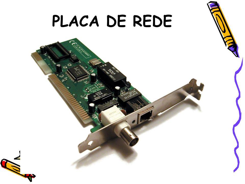 PLACA DE REDE